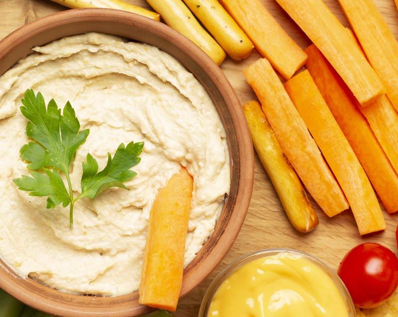 healthy food corralejo